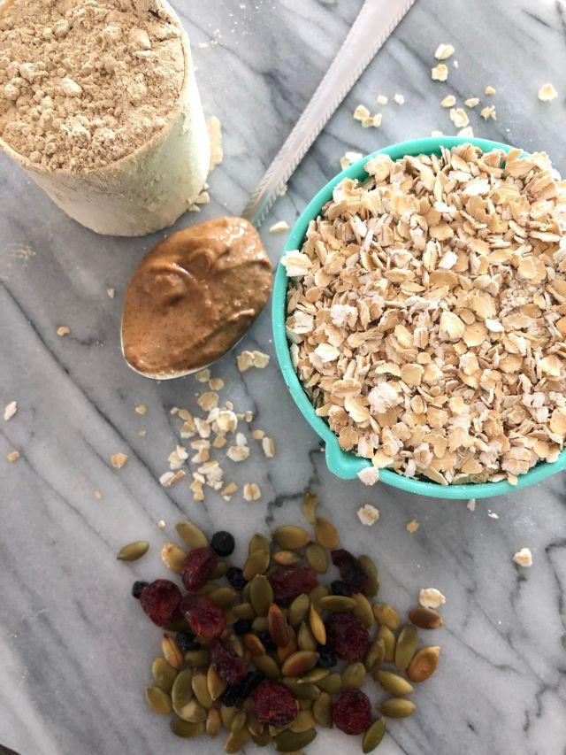 protein oat bites 2